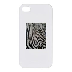 Unique Zebra Design Apple Iphone 4/4s Premium Hardshell Case by timelessartoncanvas