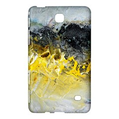 Bright Yellow Abstract Samsung Galaxy Tab 4 (8 ) Hardshell Case
