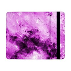 Bright Pink Abstract Samsung Galaxy Tab Pro 8 4  Flip Case by timelessartoncanvas