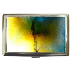 Watercolor Abstract Cigarette Money Cases