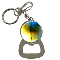 Watercolor Abstract Bottle Opener Key Chains