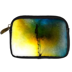 Watercolor Abstract Digital Camera Cases