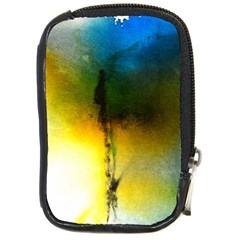 Watercolor Abstract Compact Camera Cases