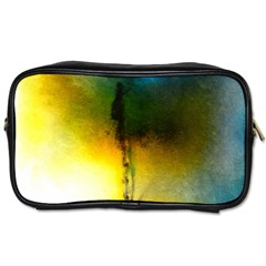 Watercolor Abstract Toiletries Bags