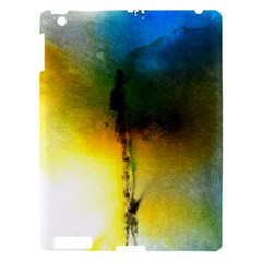 Watercolor Abstract Apple iPad 3/4 Hardshell Case