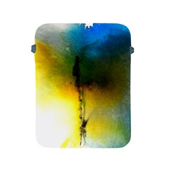 Watercolor Abstract Apple iPad 2/3/4 Protective Soft Cases