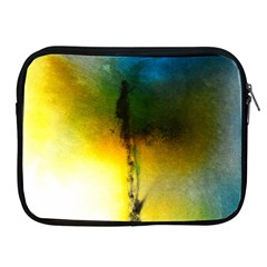 Watercolor Abstract Apple iPad 2/3/4 Zipper Cases