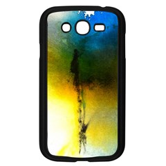 Watercolor Abstract Samsung Galaxy Grand DUOS I9082 Case (Black)