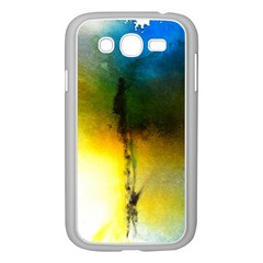 Watercolor Abstract Samsung Galaxy Grand DUOS I9082 Case (White)