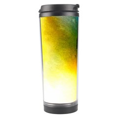 Watercolor Abstract Travel Tumblers