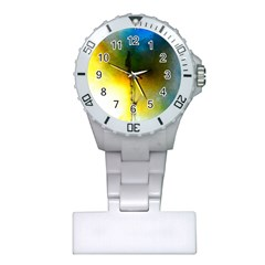 Watercolor Abstract Nurses Watches