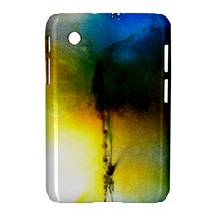 Watercolor Abstract Samsung Galaxy Tab 2 (7 ) P3100 Hardshell Case