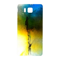 Watercolor Abstract Samsung Galaxy Alpha Hardshell Back Case