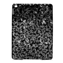 Gray Cubes Ipad Air 2 Hardshell Cases by timelessartoncanvas