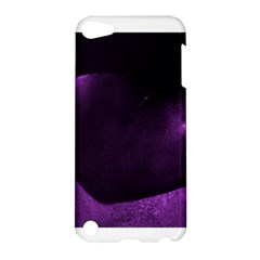 Purple Heart Collection Apple Ipod Touch 5 Hardshell Case