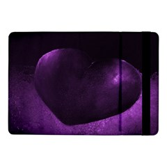 Purple Heart Collection Samsung Galaxy Tab Pro 10 1  Flip Case by timelessartoncanvas