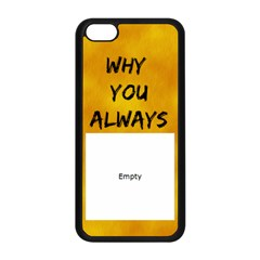 Always Lionapple Iphone 5c Seamless Case (black)
