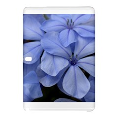 Bright Blue Flowers Samsung Galaxy Tab Pro 10 1 Hardshell Case by timelessartoncanvas