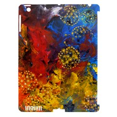 Space Pollen Apple Ipad 3/4 Hardshell Case (compatible With Smart Cover) by timelessartoncanvas
