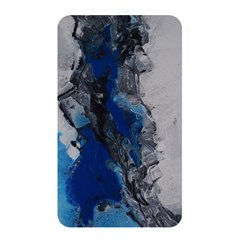 Blue Abstract No 3 Memory Card Reader by timelessartoncanvas