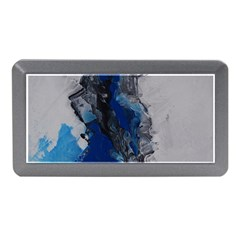 Blue Abstract No 3 Memory Card Reader (mini)