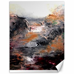 Natural Abstract Landscape Canvas 12  X 16   by timelessartoncanvas
