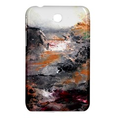 Natural Abstract Landscape Samsung Galaxy Tab 3 (7 ) P3200 Hardshell Case  by timelessartoncanvas