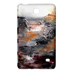 Natural Abstract Landscape Samsung Galaxy Tab 4 (7 ) Hardshell Case  by timelessartoncanvas