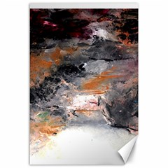 Natural Abstract Landscape No  2 Canvas 24  X 36  by timelessartoncanvas