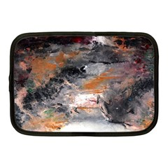 Natural Abstract Landscape No  2 Netbook Case (medium)  by timelessartoncanvas