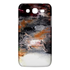 Natural Abstract Landscape No  2 Samsung Galaxy Mega 5 8 I9152 Hardshell Case  by timelessartoncanvas