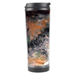 Natural Abstract Landscape No  2 Travel Tumblers by timelessartoncanvas