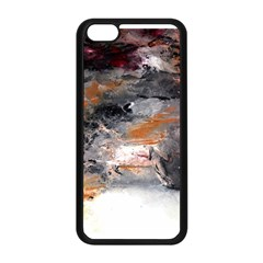 Natural Abstract Landscape No  2 Apple Iphone 5c Seamless Case (black) by timelessartoncanvas