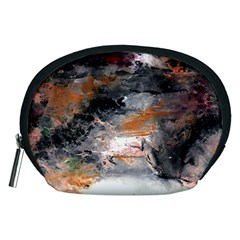 Natural Abstract Landscape No  2 Accessory Pouches (medium)