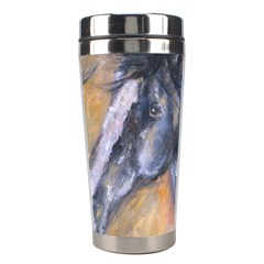 2 Horses Stainless Steel Travel Tumblers