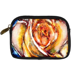 Abstract Rose Digital Camera Cases by timelessartoncanvas