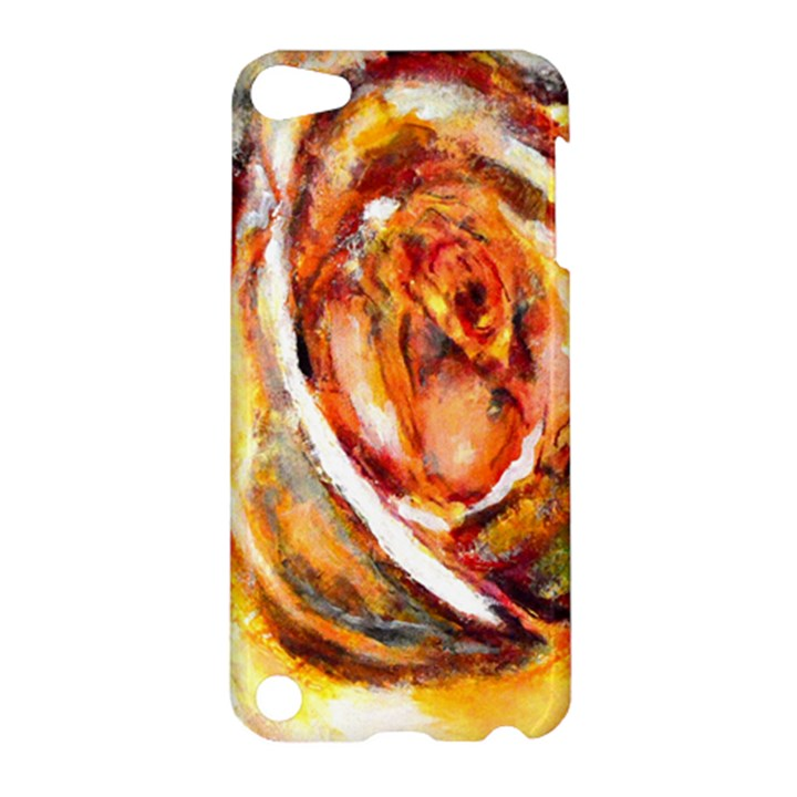 Abstract Rose Apple iPod Touch 5 Hardshell Case