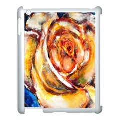 Abstract Rose Apple Ipad 3/4 Case (white) by timelessartoncanvas