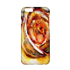 Abstract Rose Apple Iphone 6 Hardshell Case