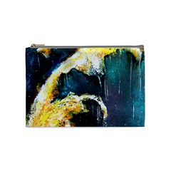 Abstract Space Nebula Cosmetic Bag (medium)