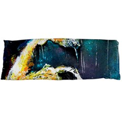 Abstract Space Nebula Body Pillow Cases Dakimakura (two Sides)  by timelessartoncanvas