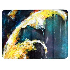Abstract Space Nebula Samsung Galaxy Tab 7  P1000 Flip Case