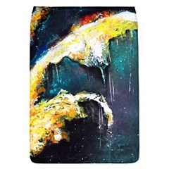 Abstract Space Nebula Flap Covers (s)  by timelessartoncanvas