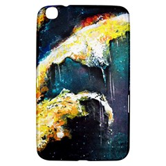 Abstract Space Nebula Samsung Galaxy Tab 3 (8 ) T3100 Hardshell Case