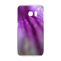 Purple Flower Pedal Galaxy S6 Edge by timelessartoncanvas