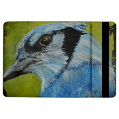 Blue Jay Ipad Air 2 Flip by timelessartoncanvas