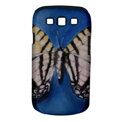 Butterfly Samsung Galaxy S Iii Classic Hardshell Case (pc+silicone) by timelessartoncanvas