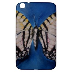 Butterfly Samsung Galaxy Tab 3 (8 ) T3100 Hardshell Case  by timelessartoncanvas