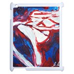 Sensual Apple iPad 2 Case (White) Front