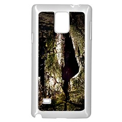 A Deeper Look Samsung Galaxy Note 4 Case (white) by InsanityExpressed